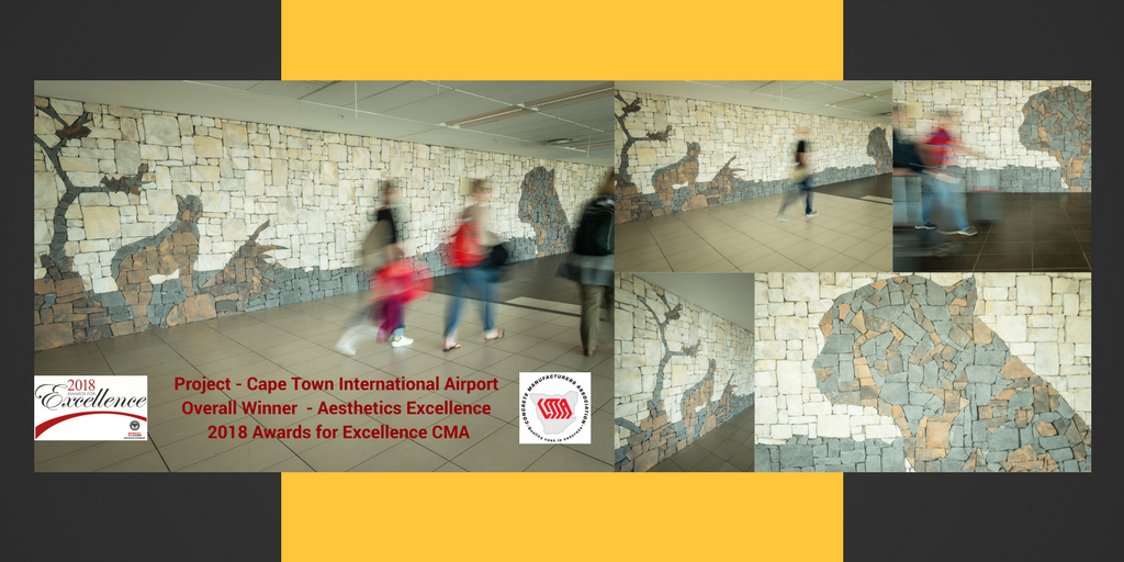 Revelstone Wins Prestigious CMA Trophy For CT International Airport Cladding Project