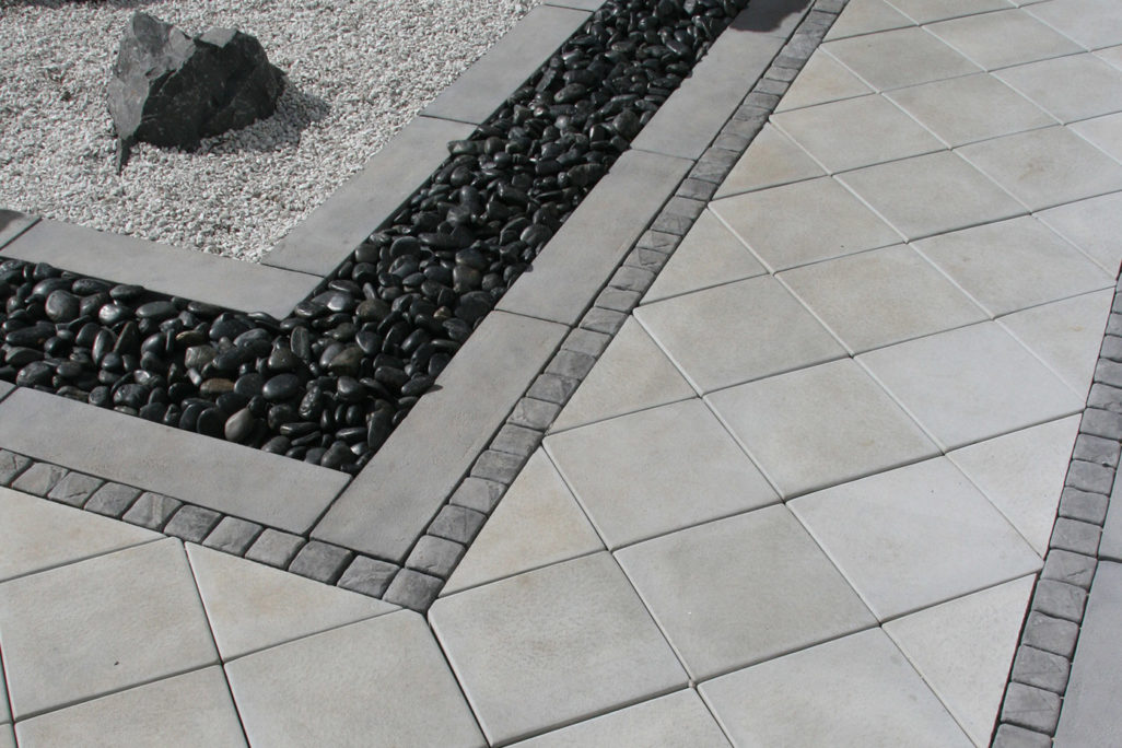 Jura Straight Edge Paver
