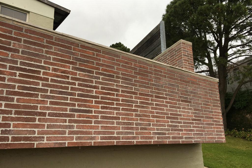 Klompie Brick cladding