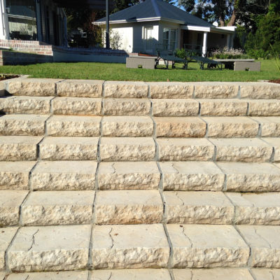 Ravine Garden Step