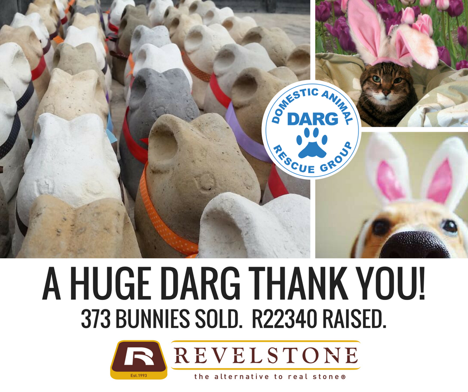 DARG THANK YOU POSTER