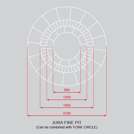Jura Fire Pit
