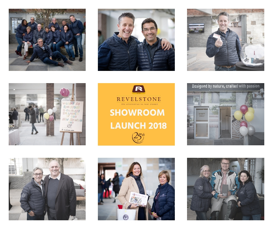SHOWOOM LAUNCH 2018 collage 1