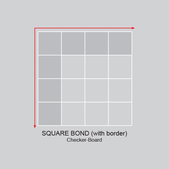 Square Bond Border