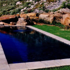 ravine pool coping